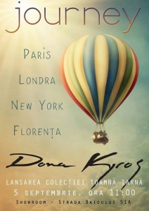 Dona Kyros journey